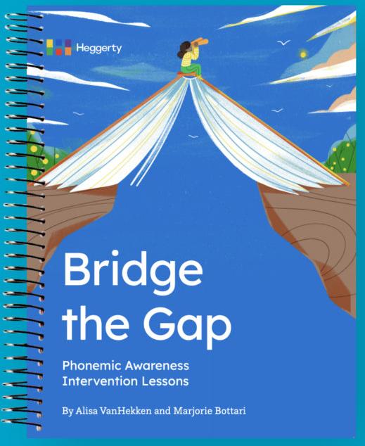 Bridge the Gap Phonemic Awareness