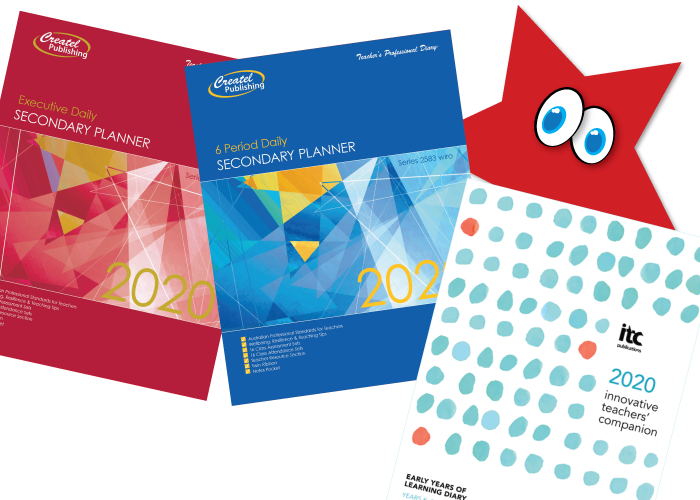 Seelect Educational Supplies Diary Planners