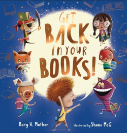 Get Back In Your Books by R Mather