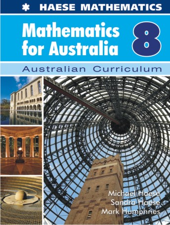 Haese Mathematics For Australia 8 Seelect Educational
