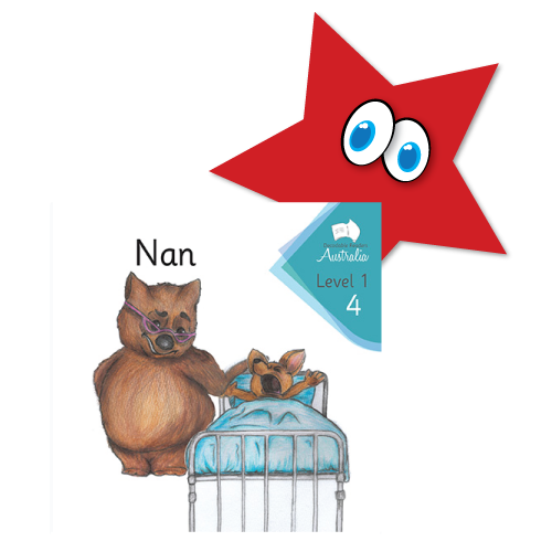 nan level 1 decodable reader