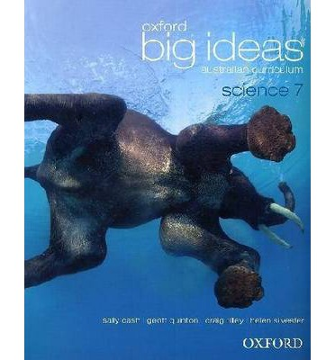 Oxford Big Ideas Science Year 7 Ac Student Book Obook