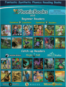 Phonic Books UK