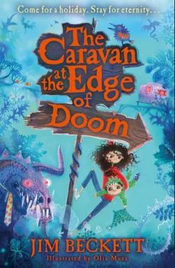 Caravan At The Edge of the Doom by J Beckett