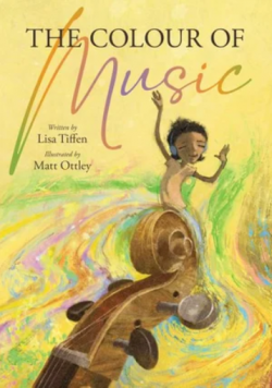 The Clour of Music by Lisa Tiffen